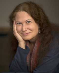Jane Hirshfield photo (c) Curt Richter 2015